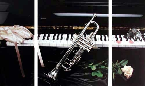 Klavier und Trompette