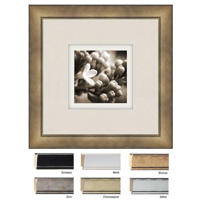Massivholzrahmen 50x50 Sun in 3 Profilbreiten online kaufen.