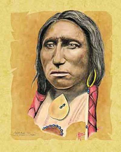 Spotted Eagle Sioux