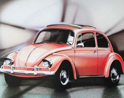 VW Käfer by H. Wiersma