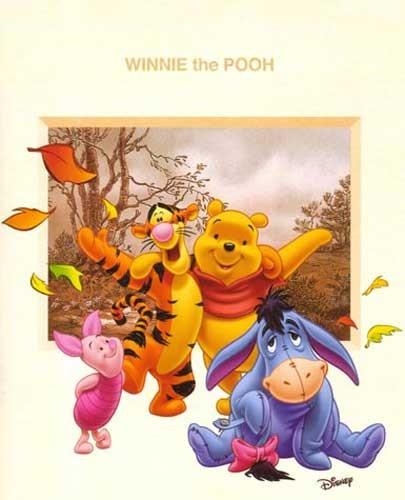 Winnie Puuh und Freunde Poster
