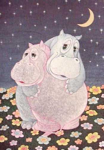 Hippos, Love for Ever