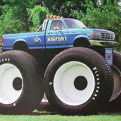 Big Foot / Geländewagen
