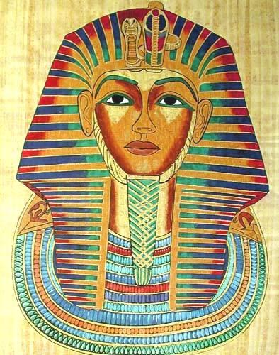 Der König Tutanchamun Poster