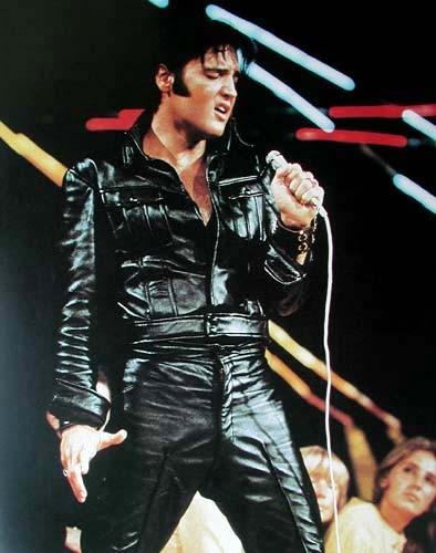 Elvis Comeback 1968 Poster 40x50
