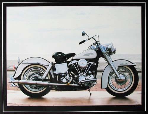 Harley Davidson 1967