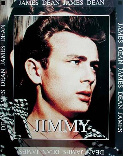 James Dean, Jimmy Kunstdruck