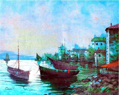 Hafen by Cavalli