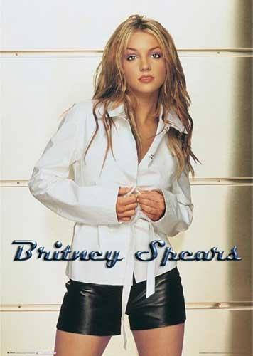 "Spears Britney ""Leather Pants"""