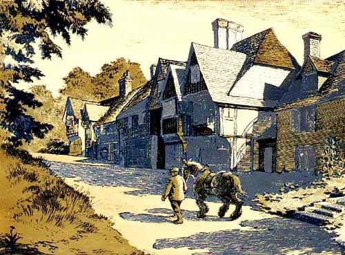 Chiddingstone, Kent gold