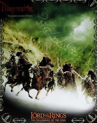 Der Herr der Ringe, Die Gefährten Poster