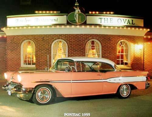 Pontiac 1955