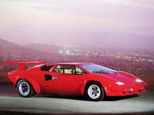 Lamborghini rot