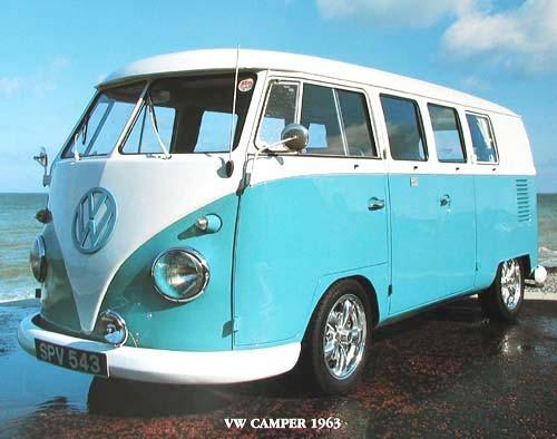 VW Camper 1963 *