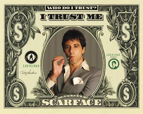 Scarface Dollar, I Trust Me