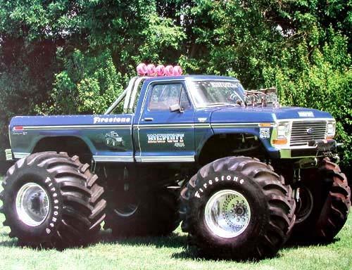 Bigfoot 1974 Ford
