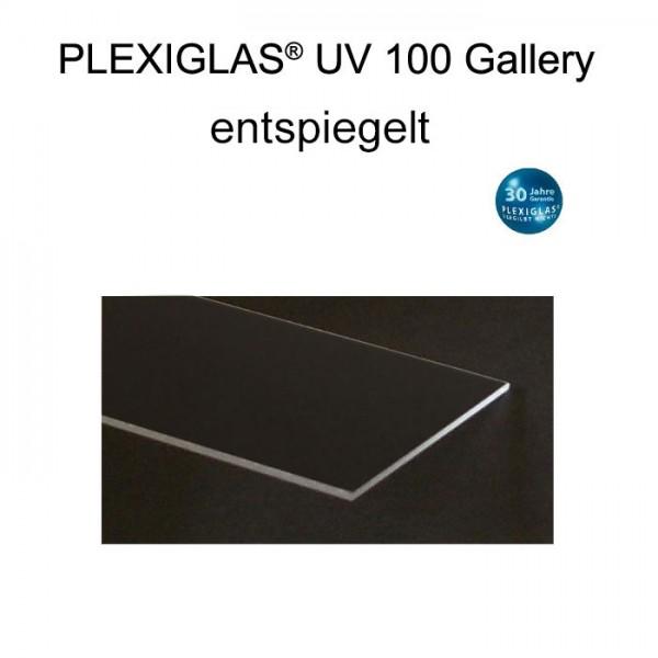 Bilderglas entspiegelt für quadratische Bilderrahmen