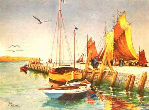Hafen by Tom Hopton