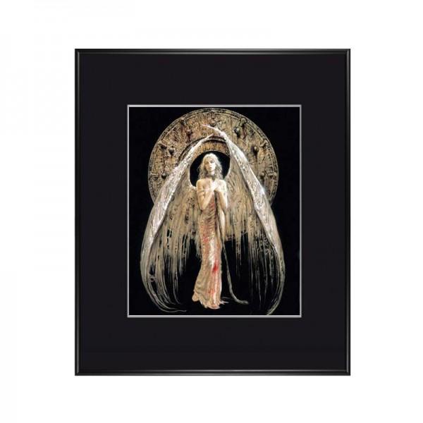 Wandbild White Angel, Luis Royo Bild 62 x 72 cm