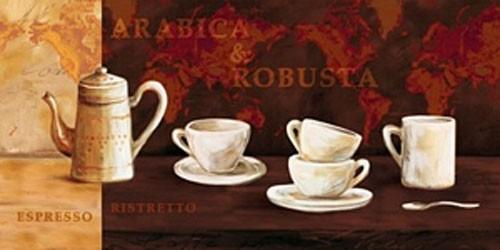 Espresso, Arabica & Robusta