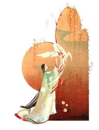 Oriental by Joy Dunn, silber