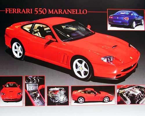 Ferrari 550 Maranello *