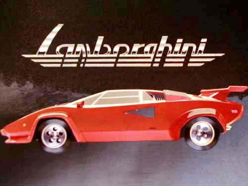 Lamborghini by Greg Smith