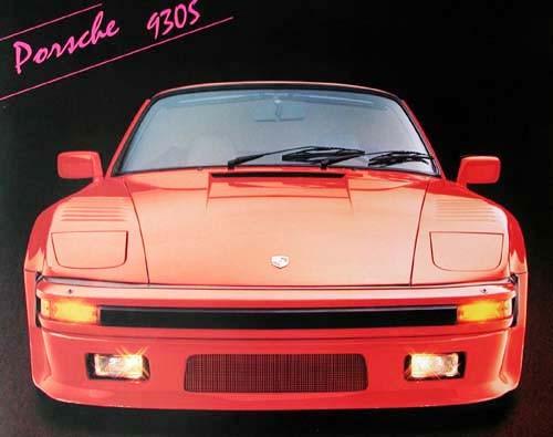 Porsche 930 S