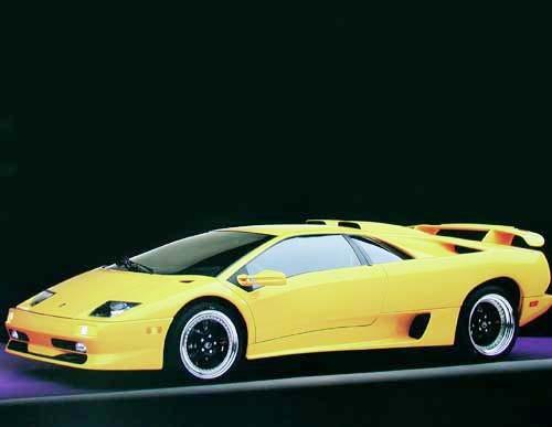 Lamborghini SV Diablo