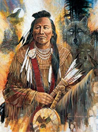 Wolf Spirit by Ruane Manning