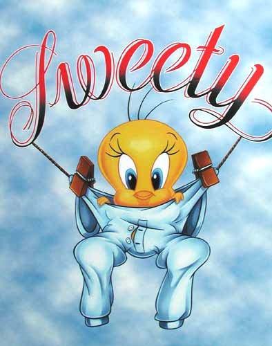 Sweety Tweety Poster 40x50 cm