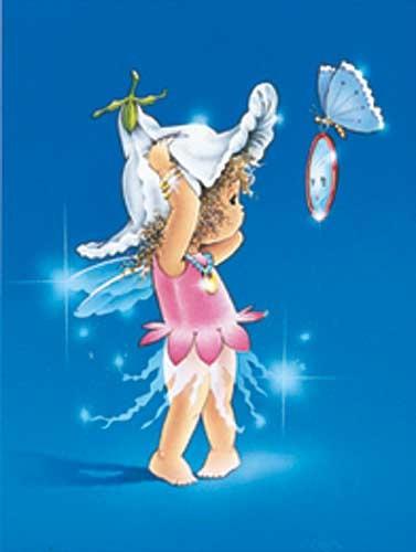 Fairy and Mirror Alu Effekt Bild