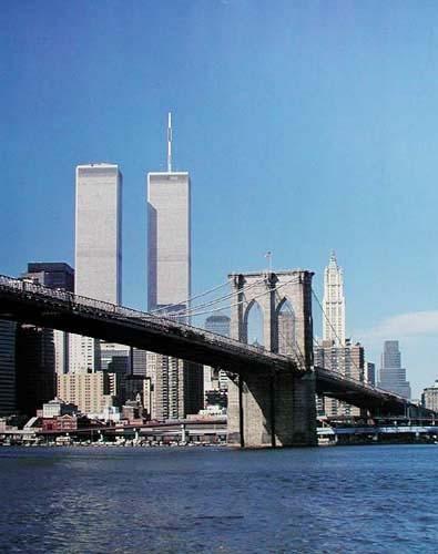 New York Skyline (laminiert)