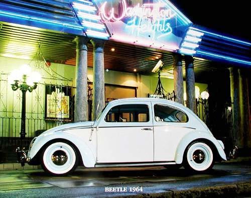WV Beetle 1964