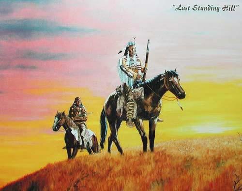 Last Standing Hill by J.T. Vogtschmidt