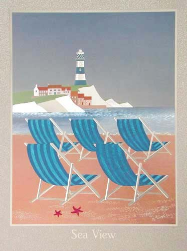 Sea View by William Rudling