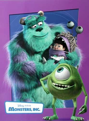 Die Monster AG Poster 40x50