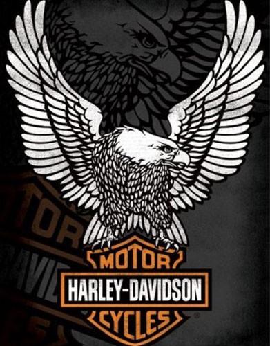 Harley Davidson - Adler*