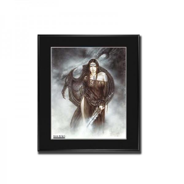 Dragon Spirit Luis Royo Wandbild Bild