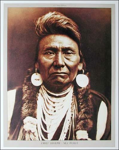 Joseph- Nez Perce