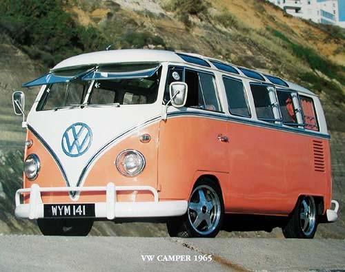 VW Camper 1965 *