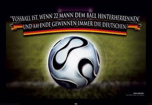 Fußball ist ...