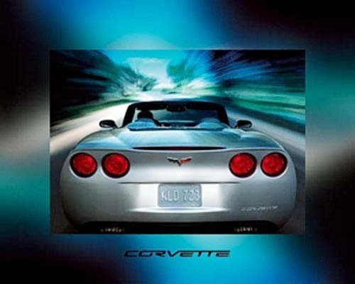 Corvette Montage