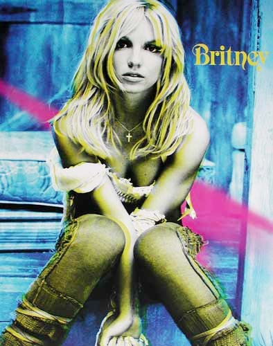 Spears Britney *