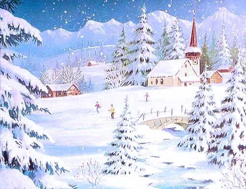 Winterspaß Bild