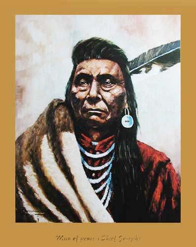 Man of Peace (Chief Josepf)