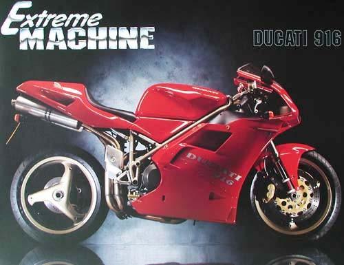 Ducati 916 Extreme Machine