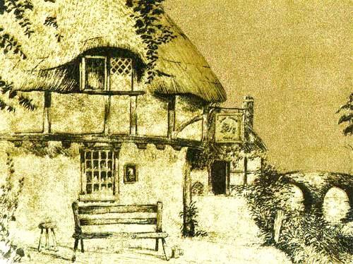 Bauernhaus - Pub gold