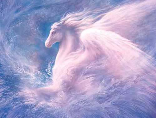 Pegasus, Emergence by Jack Shalatain