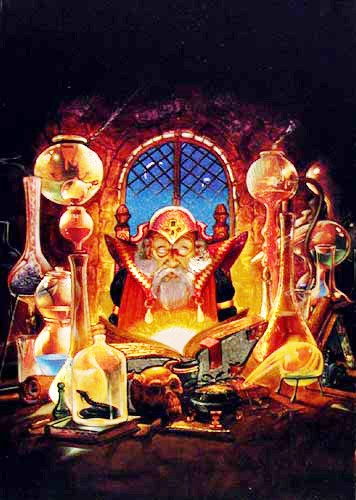 The Last Spell by Jeff Easley *